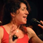 Valerie Ghent at Cornelia Street Cafe.