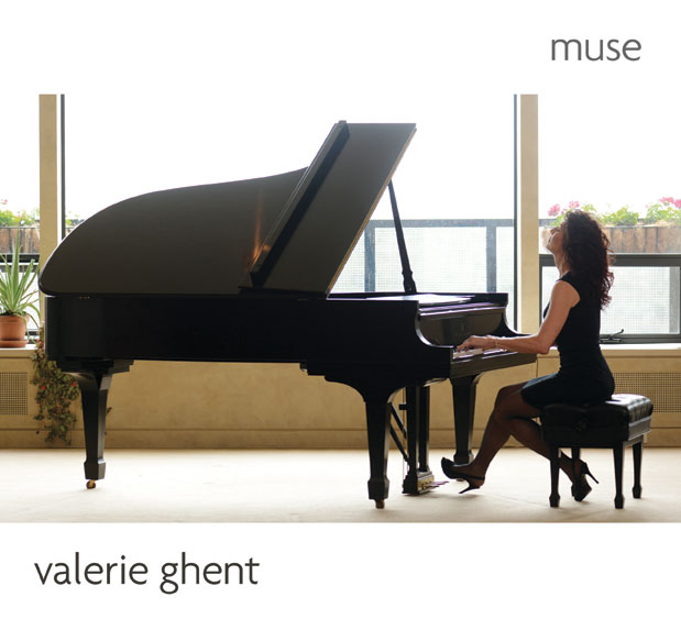 Valerie Ghent Muse CD Cover