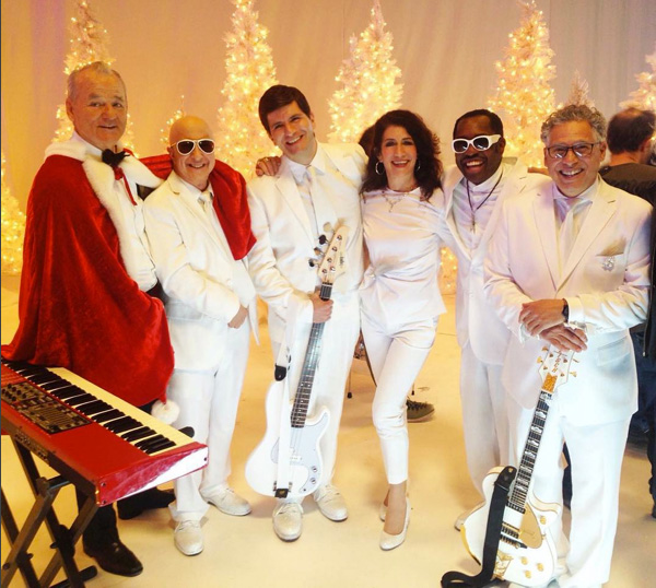 A-Very-Murray-Christmas-Band